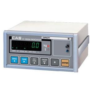 Весовой индикатор CAS CI-6000A