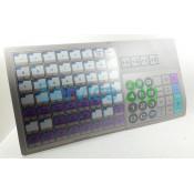Накладка клавиатуры для весов DIGI SM-80P