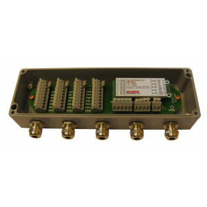 Балансировочная клеммная коробка FLINTEC КAL-4