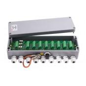 Балансировочная клеммная коробка FLINTEC КPFD-8