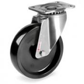 Поворотное колесо термостойкое (фенольное) ТУРЦИЯ 100x30