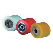 Подвилочные ролики для гидравлических тележек (рохлей)