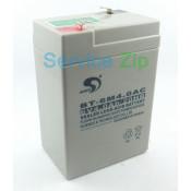 Аккумулятор BT-6M4.0AC (6V4.0Ah/20HR)
