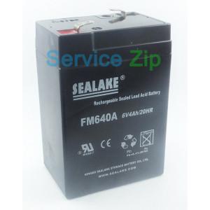 Аккумулятор FM640A (6V 4Ah/20HR) SEALAKE