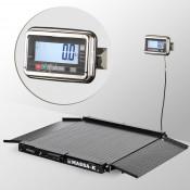 Весы платформенные МАССА-К из конструкционной стали 1000х1000мм 4D-LA-2-1000-AB
