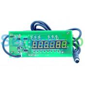 Блок индикации выносного индикатора ИВ-3 (к МК-А22, А21)