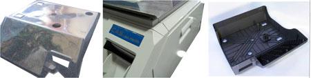 Торговые весы с печатью этикетки