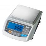 Лабораторные весы CAS MWP 3000 124x144