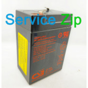 Аккумулятор GP645 (6V 4.5AH) CSB
