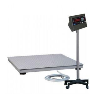 Платформенные весы Скейл 2СКП 1012-2000 кг(1000х1200х90)