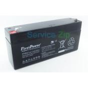 Аккумулятор FP632 6V 3.2AH/20HR