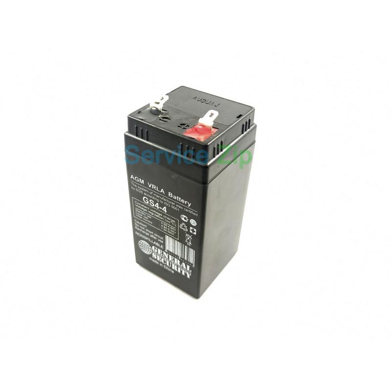 Аккумулятор GS4-4