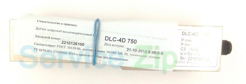 Датчик DLC-4D (750)